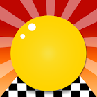 Rolling Ball In Sky icon