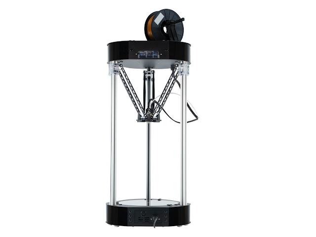 SeeMeCNC Rostock MAX v4 3D Printer - Fully Assembled