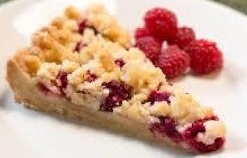 Raspberry Shortbread Recipe
