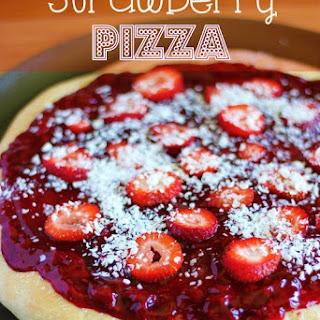 Strawberry Pizza.