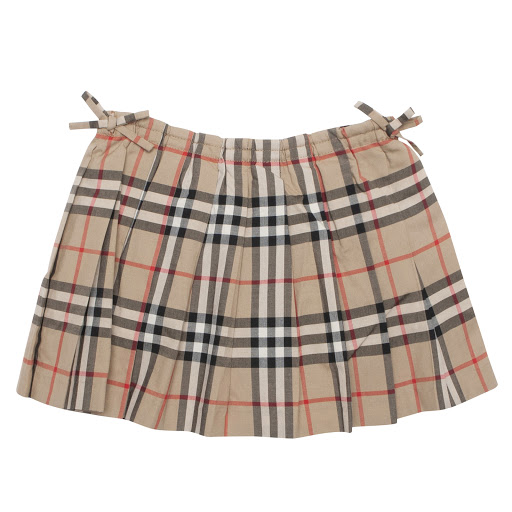 Primary image of Burberry Pleated Skirt
