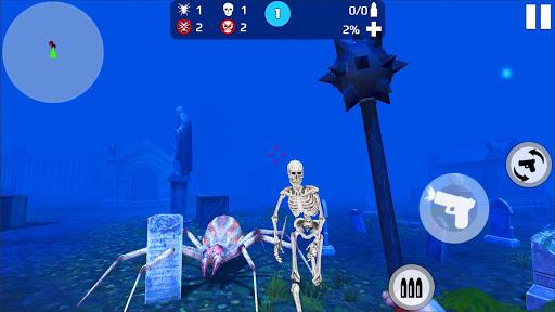 Undead War: Fight For Survival  screenshots 1