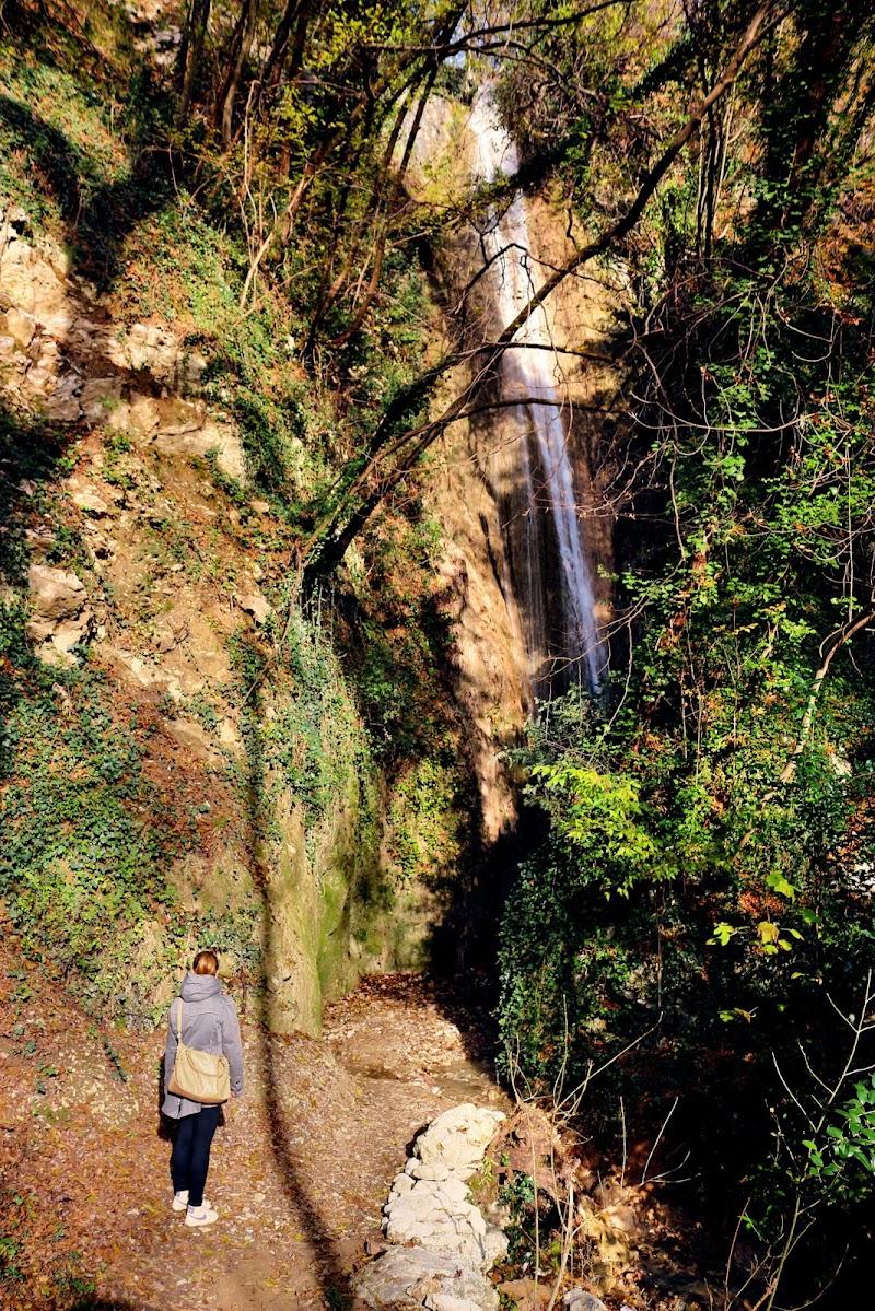 Verso la cascata di Mado88