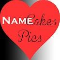 Write My Name Birthday Cakes icon