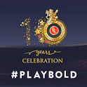 Official RCB App icon