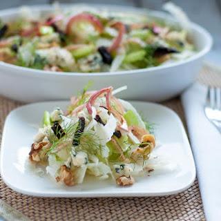 Fennel Salad Blue Cheese Recipes