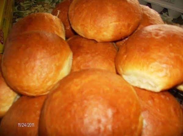 Sweet Dough For Rolls