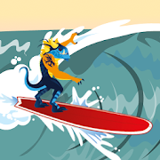 Shredder Surf Jam icon