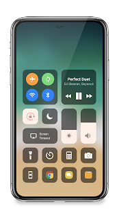 App Control Center IOS 12 - Control Center APK for Windows Phone