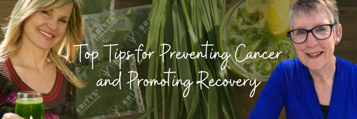 Top Tips for Preventing Cancer and Promoting Recovery