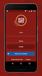 PizzaPrime - A Sua Pizza - náhled