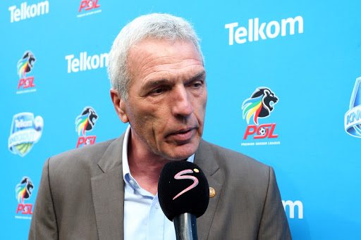 You feel a bit sorry for the opponent' says Chiefs coach Middendorp
