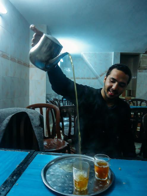 Чай по Мароккански