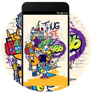 Thug life wallpaper hd android apps on google play thug life wallpaper hd voltagebd Images