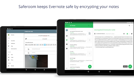 Saferoom - encrypt your data- screenshot thumbnail