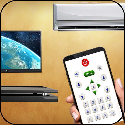 Universal Remote Control : Smart Remote