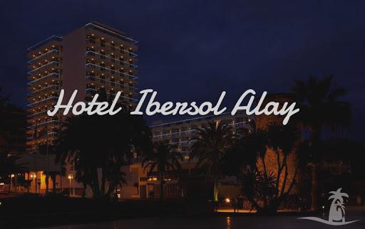 Fachada noche - Hotel Ibersol Alay