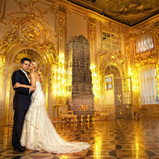 Fotógrafo de casamento Petr Andrienko (PetrAndrienko). Foto de 23.04.2014
