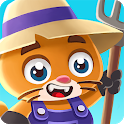 Super Idle Cats - Farm Tycoon Game icon