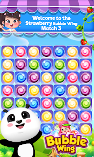Download Bubble Wing Pop Match Game For PC Windows and Mac apk screenshot 2