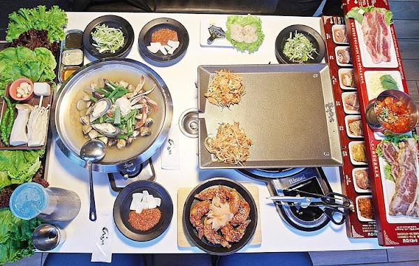 台北 東區 八色烤肉 忠孝敦化站 韓國第一品牌 韓式燒肉 新牛肉套餐 CP值超高