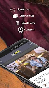 98.1 KHAK – #1 For New Country 3.3.0 Android Mod + APK + Data 1