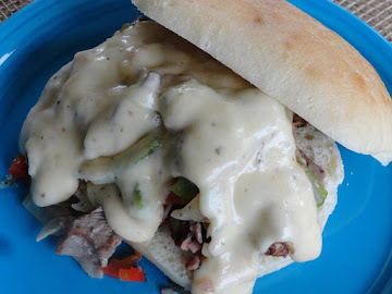 This Isn't A Philly Cheesesteak Recipe