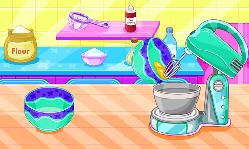 Butterfly muffins cooking game 1.0.1 screenshots 2
