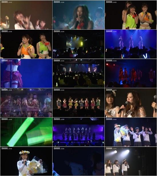 (LIVE)(公演) SKE48 チームE 「手をつなぎながら」公演 福士奈央 生誕祭 160509