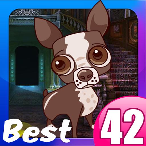 New Best Escape Game-42 解謎 App LOGO-硬是要APP