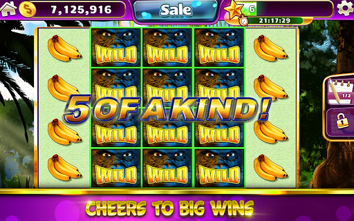 Jackpot Party Casino Games: Spin FREE Casino Slots screenshot 12
