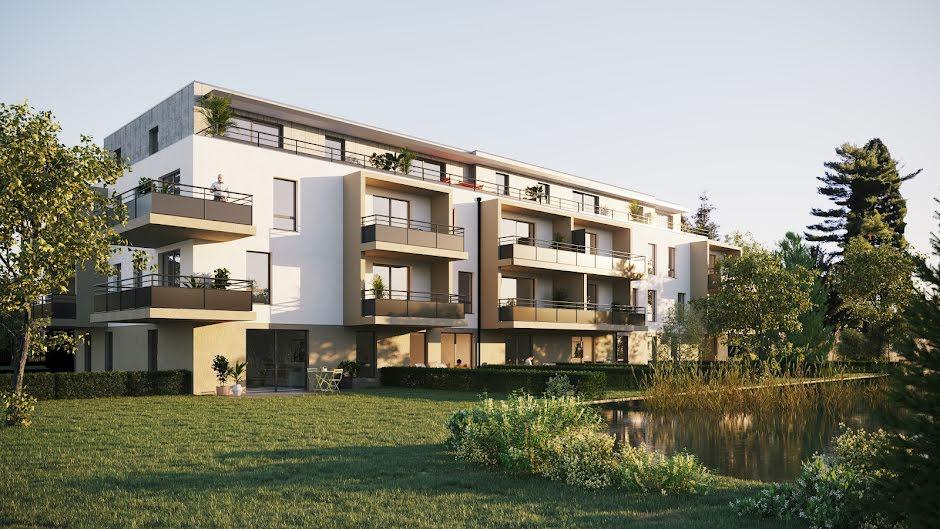 Haguenau - Résidence de l'étang