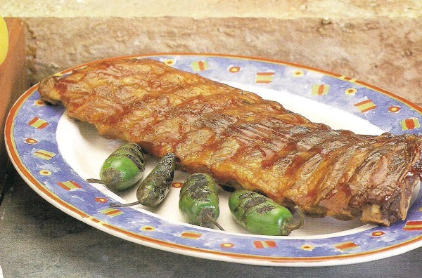 Land O' Cotton Hawg Cookers' Baby Back Ribs Recipe