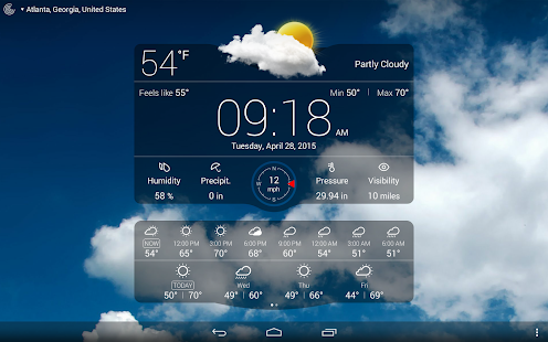 Weather Live Screenshot 9