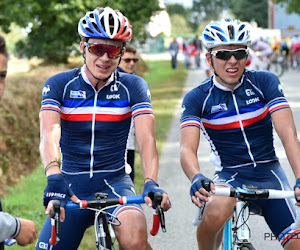 Un grand espoir français prolonge chez Groupama - FDJ