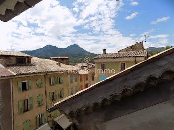appartement à Castellane (04)