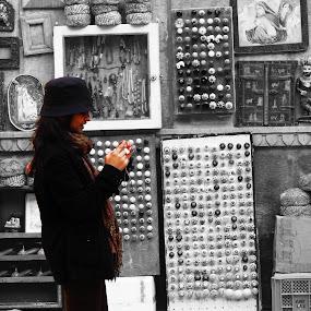 by Preyan Mehta - City,  Street & Park  Street Scenes
