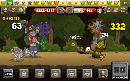 Let's Journey (idle clicker rpg) screenshots apkspray 10