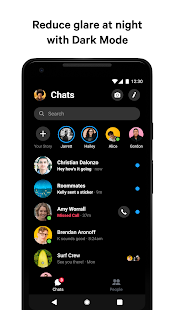 Messenger – Text and Video Chat for Free Screenshot