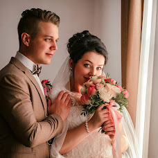 Wedding photographer Andrey Khitrov (Goodluckxx4). Photo of 18.10.2018