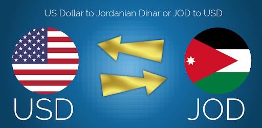 Us Dollar To Jordanian Dinar Or Jod
