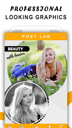 Foto do PostLab: Designer Collages, Posters, Layouts