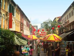 Photo: Chinatown - Pagoda Street