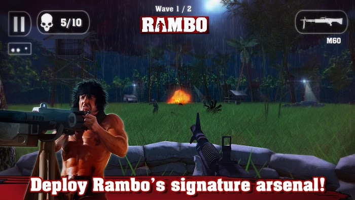 Rambo- screenshot