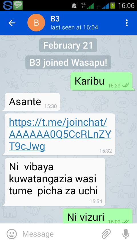 wasapu- screenshot