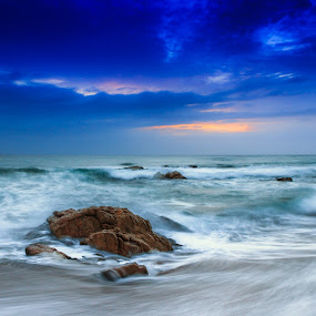 Restless by Andre Oelofse - Landscapes Waterscapes ( waterscape, sea, seascape,  )