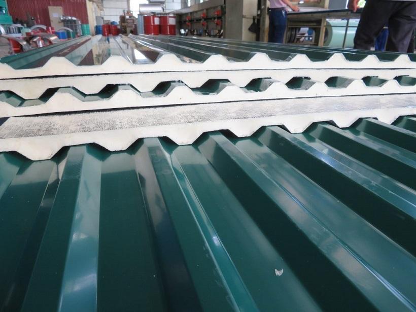 Tôn xốp cách nhiệt- lựa chọn tối ưu bảo vệ công trình