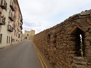 Photo: Morella town walls