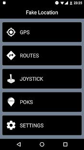 Fake GPS Location & Routes & JoyStick - náhled