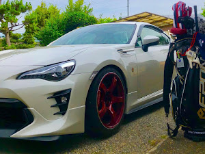 """86 ZN6 GT""""limited.high performance package""""のカスタム事例画像 Nobu with GARAGE FACEさんの2019年06月21日10:26の投稿"""